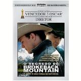 O Segredo de Brokeback Mountain (DVD) - Heath Ledger, Jake Gyllenhaal