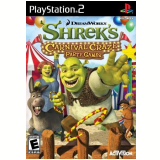 Shrek's Carnival Craze Party Games (PS2) -