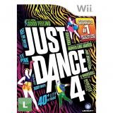 Just Dance 4 (Wii) -