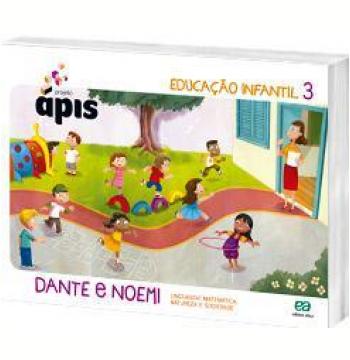 Projeto Ápis - Educação Infantil 3 - Pré 3 - Educação Infantil