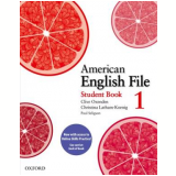 American English File 1 - Student Book Packw Access Code Card -