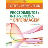 Procedimentos E Intervenções De Enfermagem - Nne/eckert,steven Perry