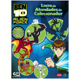 Ben 10 - Alien Force - ST2 Books