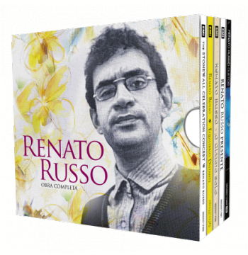 Box Renato Russo - Obra Completa (CD)