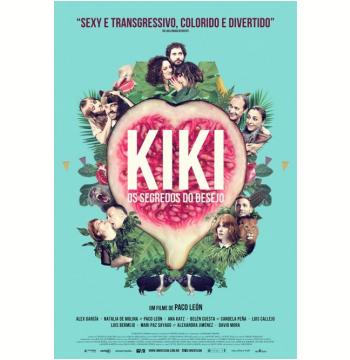 Kiki - Os Segredos do Desejo (DVD)
