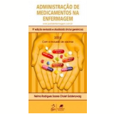Administração de Medicamentos na Enfermagem 2010 - Soares Goldenzwaig