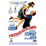 Felicidade Não Se Compra, A (DVD) - James Stewart, Lionel Barrymore, Thomas Mitchell