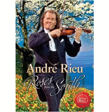 André Rieu - Roses From The South (DVD)