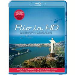 Blu - Ray - Rio in HD - Ricardo Silveira, Ricardo Leão - 5099994759792