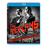 The Americans - 1� Temporada (Blu-Ray) -