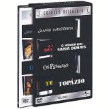 Coleção Hitchcock Premium - Vol. 1 (DVD) - Alfred Hitchcock (Diretor)