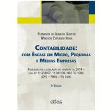 Contabilidade - Fernando de Almeida Santos, Windsor Espenser Veiga