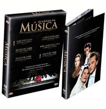 Coleção Gênios da Música (DVD)