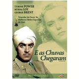 E As Chuvas Chegaram (DVD) - Tyrone Power, Myrna Loy