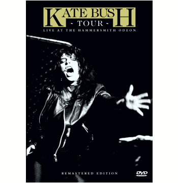 Kate Bush - Tour - Live At The Hammersmith Odeon (DVD)