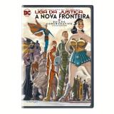Liga da Justiça - A Nova Fronteira (DVD) - Vários (veja lista completa)