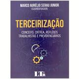 Terceirização - Marco AurÉlio Serau Junior