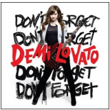 Don't Forget (CD) - Demi Lovato