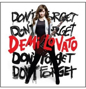 Don't Forget (CD)