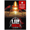 U2 - 360� At The Rose Bowl - DVD Duplo (DVD)