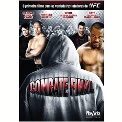 DVD - Combate Final - Warren P. Sonoda - 7898023245767