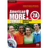 American More! Combo 2A - Ensino Fundamental II - Herbert Puchta, Jeff Stranks