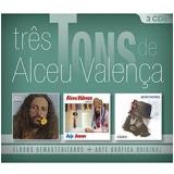 Coleção Alceu Valença (3 Discos) (CD) - Alceu Valença