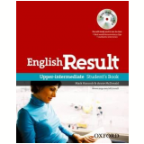 English Result Upper-Intermediate Student Book With Dvd Pack -