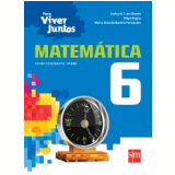 Matemática - 6º ano - Ensino Fundamental  II - Carlos N. C. de Oliveira, Marco Antônio Martins Fernandes, Felipe Fugita