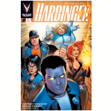Harbinger (2012) Issue 15 (Ebook) - Dysart