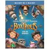 Os Boxtrolls (3d) + (Blu-Ray)