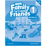 Family And Friends 1 - Workbook & Online Skills Practice Pack - Second Edition -