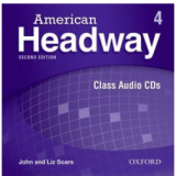American Headway 4 Class (3 Cds) - Second Edition (CD) -