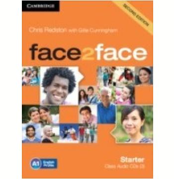 Face2face Starter (CD)