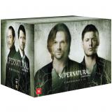 Coleção Supernatural 1ª A 11ª Temporada (DVD) - Jared Padalecki, Jensen Ackles