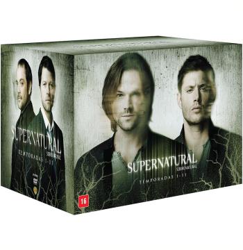 Coleção Supernatural - 1ª a 11ª Temporada (DVD)