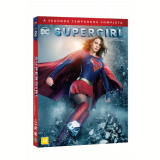 Supergirl - 2ª Temporada (5 Discos) (DVD) - Kevin Smith (Diretor), Larry Teng