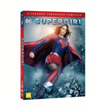 Supergirl - 2ª Temporada (5 Discos) (DVD)