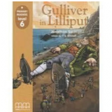 Gulliver In Lilliput - Level 6 - With CD-Rom - Jonathan Swift