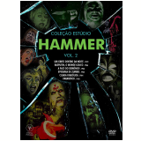 Coleção Estudio Hammer + 6 Cards - Digistak (vol. 2) (DVD) - Vários (veja lista completa)