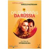 Girassóis da Rússia, Os (DVD) - Marcello Mastroianni, Sophia Loren, Glauco Onorato