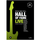 Rock and Roll - Hall of Fame Live - Volume 4 (DVD) - Vários
