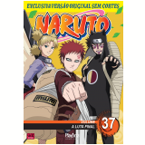 Naruto Vol. 37 (DVD) -