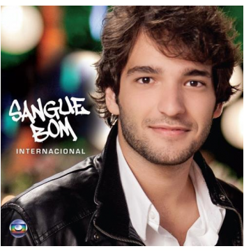 Sangue Bom - Internacional (CD)