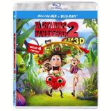 Tá Chovendo Hamburguer 2 - 3D (Blu-Ray) - Vários (veja lista completa)