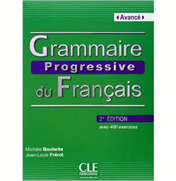 Grammaire Progressive Du Français Avance - Livre + CD Audio - 2 Edition