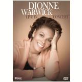 Live In Concert (DVD) - Dionne Warwick