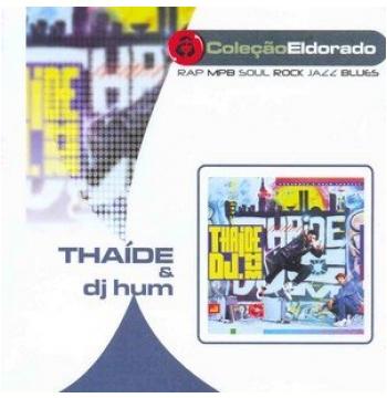 Thaide e Dj Hum - Pergunte a Quem Conhece (CD)