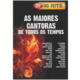 As Maiores Cantoras de Todos os Tempos (DVD) - Varios Interpretes