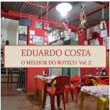 Box - Eduardo Costa - O Melhor do Boteco (Vol. 2) (CD) - Eduardo Costa